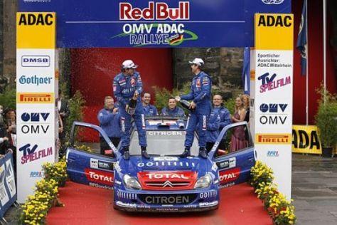 Deutschland-Rallye 2006