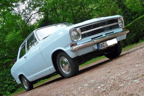 Opel Kadett B Baujahr 1968