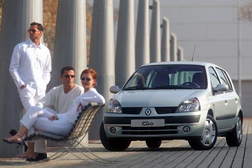 Der macht gute Laune: Der alte Clio ist eine echte Empfehlung.