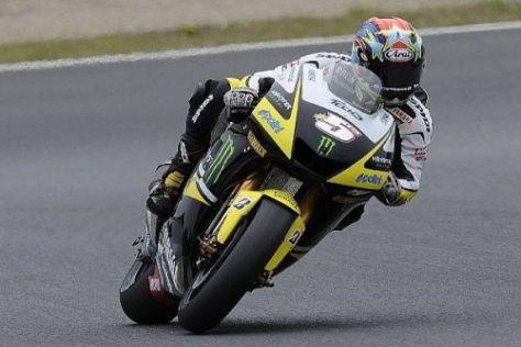 Hat sich von Valentino Rossi ein paar Tricks abgeguckt: Colin Edwards