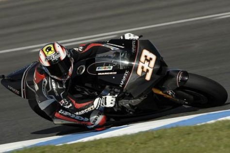 Marco Melandri sorgte in Le Mans für die bisher größte Überraschung des Jahres