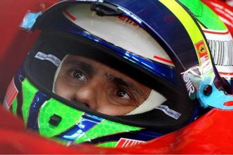Vizechampion Felipe Massa hofft auf weitere Verbesserungen am Ferrari F60