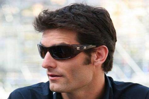 Mark Webber hat bereits fast 130 Formel-1-Rennen auf seinem persönlichen Tacho
