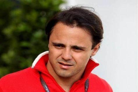 Immer noch Streit um die Regeln: Felipe Massa ist voll auf der Ferrari-Linie