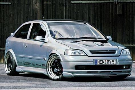Opel Astra G von Roy Börner