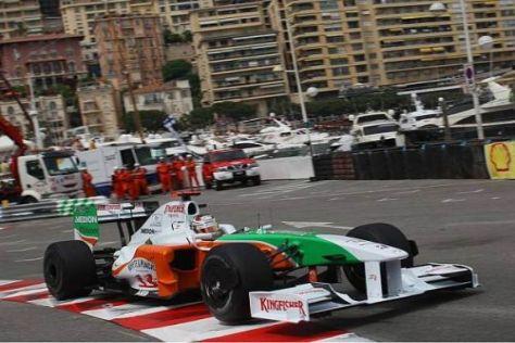 Force-India-Fahrer Adrian Sutil möchte unbedingt bei einem Werksteam andocken