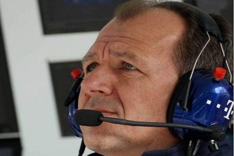 Willy Rampf und BMW konzentrieren sich weiter auf die Saison 2009