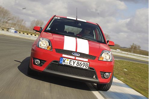 Ford Fiesta ST: Der 150-PS-Mini ist auf kurvigen Straßen in seinem Element.