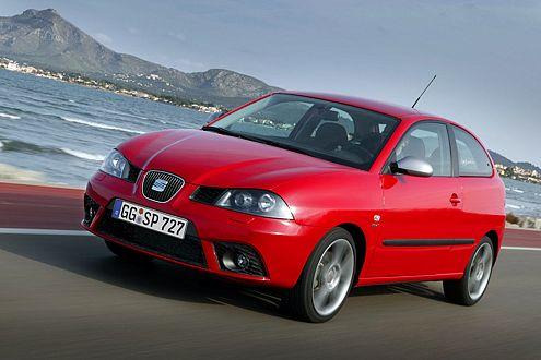 Seat Ibiza FR: Mit 150 PS bietet der feurige Spanier großen Fahrspaß.
