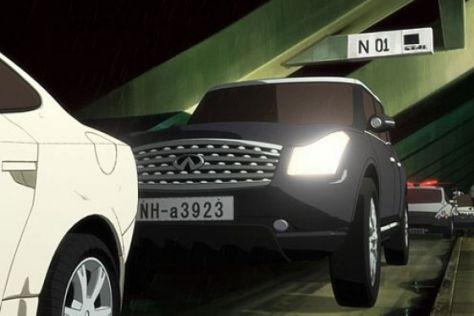 Nissan Sport Concept/ Infiniti Kuraza
