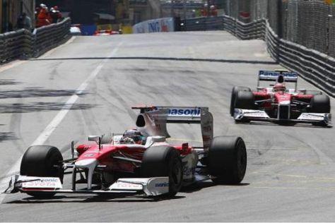 Die Schlappe von Monte Carlo soll bei Toyota schnell vergessen werden