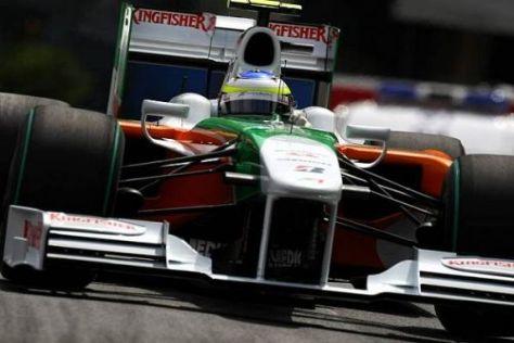Giancarlo Fisichella möchte auch in der Türkei ins zweite Qualifying