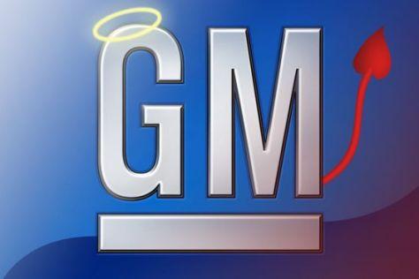 Insolvenzgericht spaltet GM