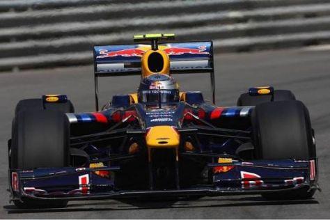 Formel 1 2009, Red Bull RB5 Sebastian Vettel