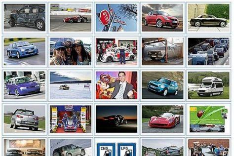 Neuer Fototicker bei autobild.de