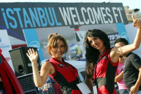 Winken die türkischen Damen der Formel 1 schon zum Abschied?
