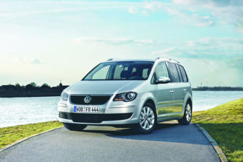 Sondermodell VW Touran Freestyle