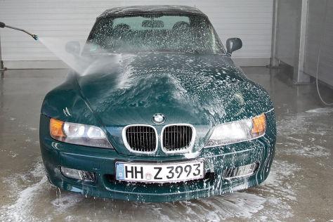 sehr altes auto
