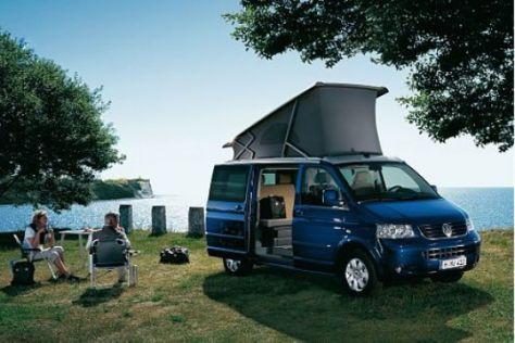 VW auf dem Caravan Salon 2006