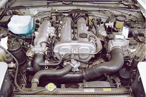 Motorschäden sorgen beim MX-5 nur ganz selten für Verdruss.