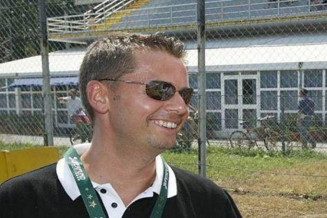 Vom Polizisten zum Millionär zum Formel-1-Teamboss: Christian Baha