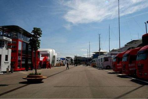 In Istanbul darf man sich auf durchgehend sonniges Formel-1-Wetter freuen