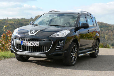 Peugeot 4007 Sport Edition