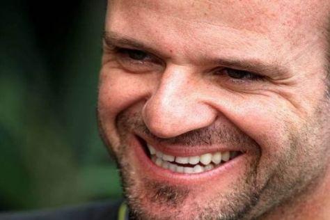 Mit der Erfahrung von fast 300 Rennen: Rubens Barrichello bleibt entspannt