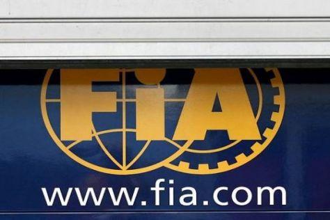 Der FIA-Truck war heute in Istanbul wieder einmal ein gut besuchter Ort...