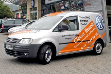 Mobiler Reparaturservice von VW
