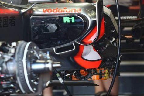 McLaren-Mercedes fährt in Istanbul als eines von nur zwei Teams mit KERS