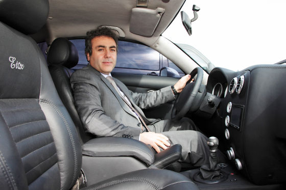 Ertex-Chef Ercan Malkoc