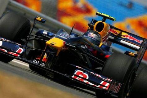Sebastian Vettel kam in beiden Freien Trainings gerade mal auf 22 Runden