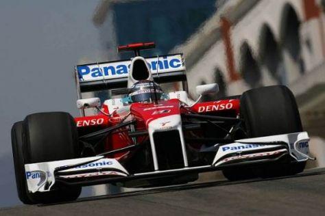 Jarno Trulli hofft, dass man in Istanbul wieder um Punkte fahren wird