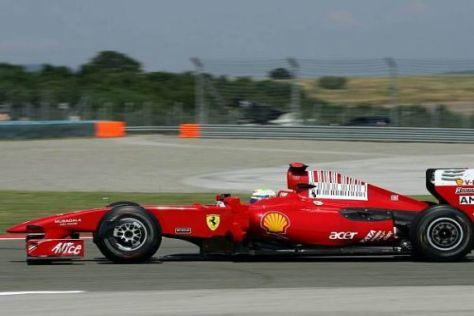 Felipe Massa scheiterte knapp an der Top 10