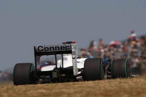 Robert Kubica freute sich, dass er wieder einmal in Q3 fahren konnte