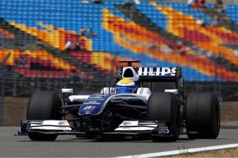 Nico Rosberg will von Platz neun am Sonntag in die Punkte fahren