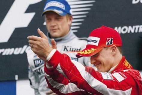 Schumis Zukunft bei Ferrari
