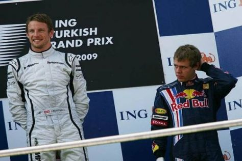 Sebastian Vettel hat über Podestplätze schon euphorischer gejubelt als heute