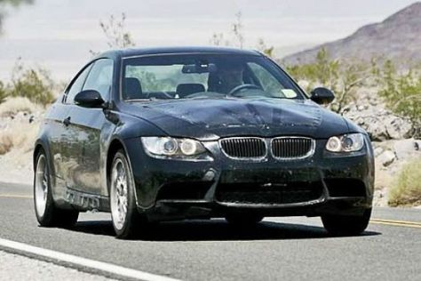 V8-Power für die Mittelklasse