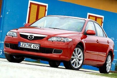 Sondermodelle Mazda6