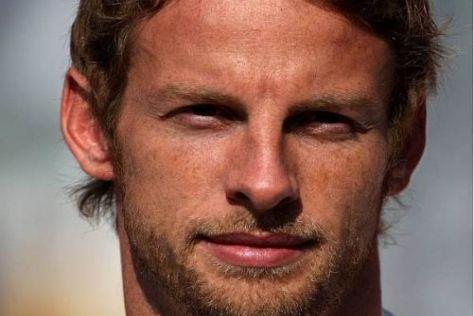 Jenson Button hat bisher ausnahmslos fehlerlose Fahrten im Jahr 2009 hingelegt