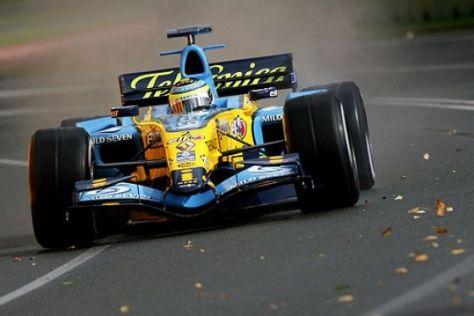 FIA erteilt Renault Nackenschlag