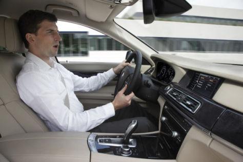 BMW-Spracheingabe iSpeech