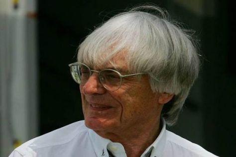 Laut Bernie Ecclestone wurde zu wenig Werbung für das Istanbul-Rennen gemacht