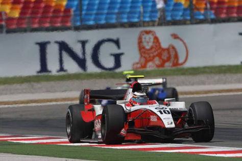 GP2-Serie: Türkei 2009, Nico Hülkenberg Team ART