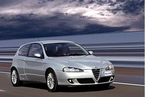 Pannen-Wirrwarr bei Alfa Romeo