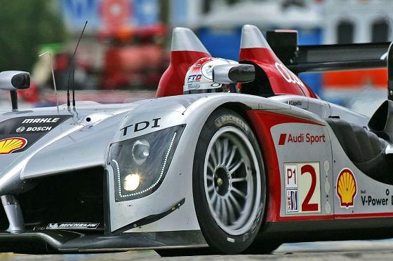 24 Stunden Rennen Le Mans 2009, Audi R15 TDI