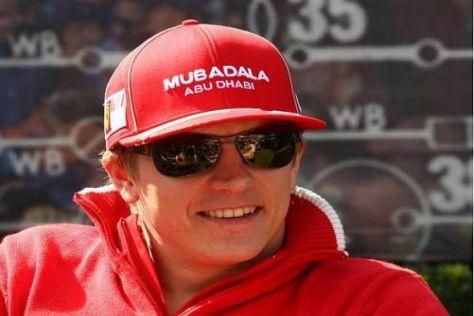 Simon Long würde Kimi Räikkönen gern in einem WRC-Cockpit sehen