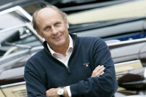 Hans-Joachim Stuck würde BMW Motoren für Youngster Sebastian Vettel einsetzen